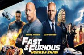 Fast And Furious Presents Hobbs And