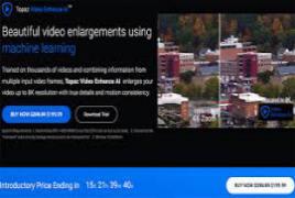 Topaz Video Enhance AI 1
