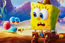 The SpongeBob Movie: Sponge on the