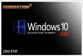Windows 10 X64 19H2 10in1 OEM ESD en-US NOV 2019 {Gen2}