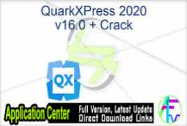 QuarkXPress 2020 v16
