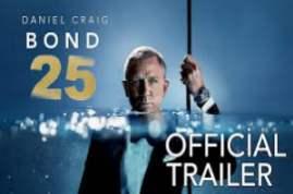 James Bond 007 2020